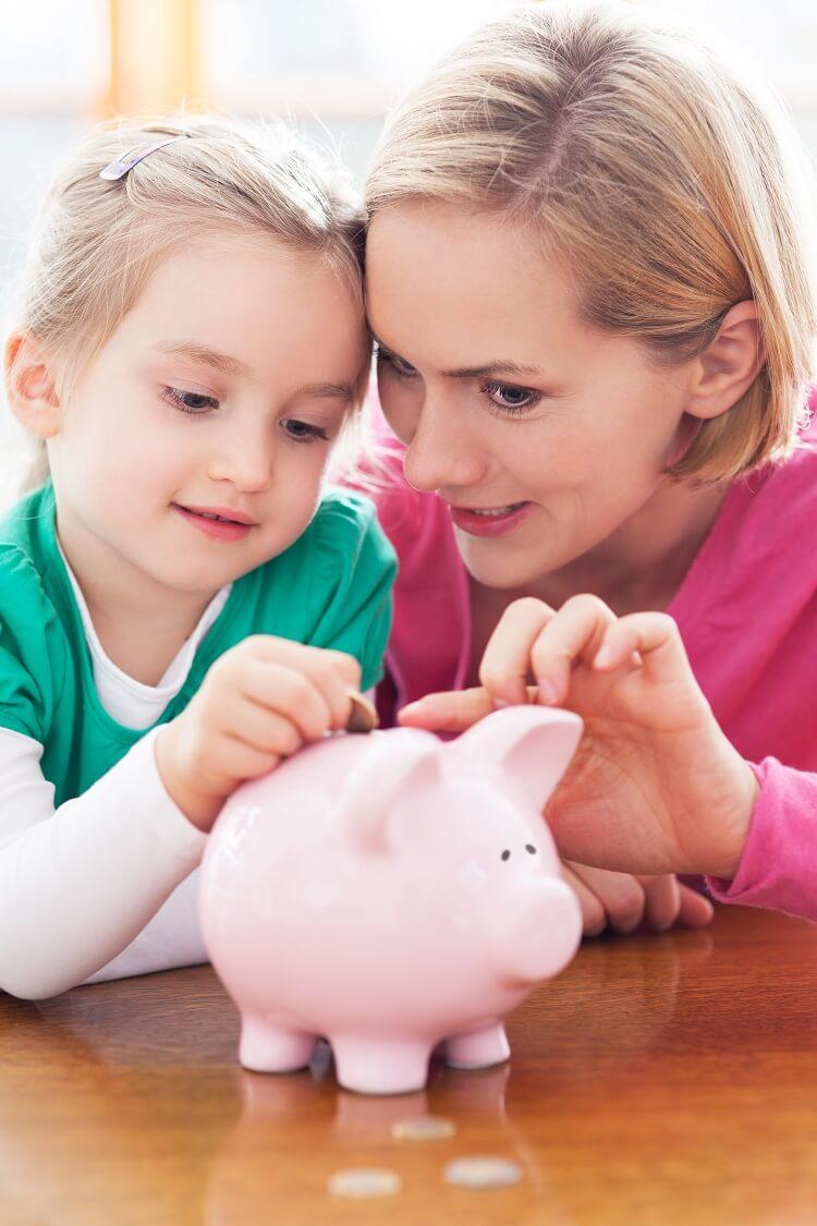 Çocuklarınıza Para İle İlgili Öğretmemeniz Gerekenler