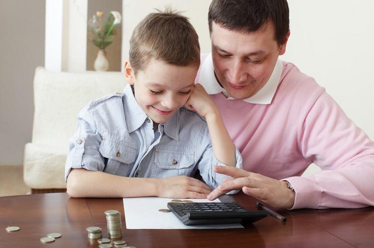 Çocuklarınıza birikimi öğretmenin 5 yolu